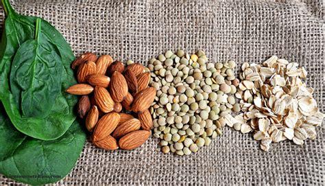 magnesio negli alimenti carenza di magnesio cause sintomi e alimenti da integrare