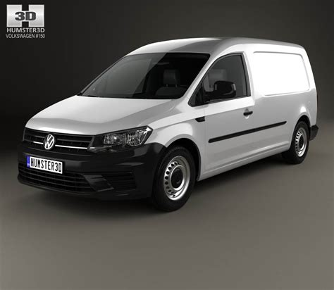 volkswagen models van volkswagen caddy maxi panel van 2015 3d model humster3d