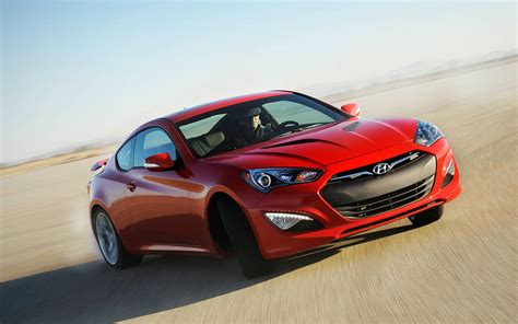5 second sports car for less than 30 000 hyundai genesis