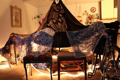 Cool Pillow Forts by Fort Friday All For The Boys
