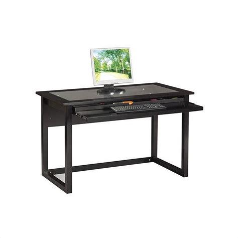 Computer Desk In Black Md2542 Meridian Computer Desk