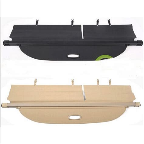 Cover Audi Q5 top quality rear trunk security shield cargo cover fit