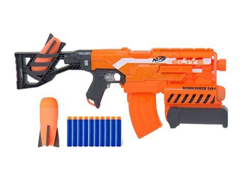 Kasur Elite 2 In 1 nerf n strike elite demolisher 2 in 1 blaster my hobbies