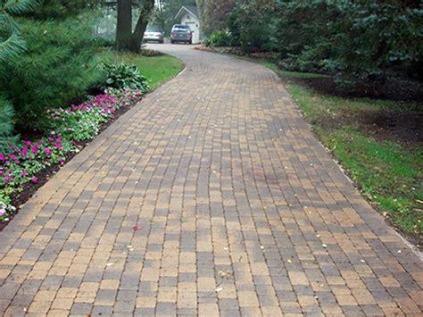 Patio Pavers Rochester Brick Paver Driveway Rochester Michigan Domenico Brick