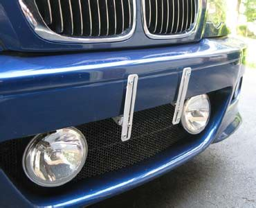 no drill front license plate bracket: new bracket lineup 2016