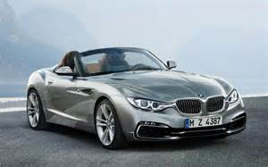 Bmw Electric Cars 2017 2017 Bmw Z4 Review Roadster Redesign Price Release Date