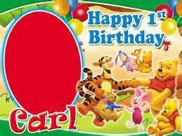 happy birthday tarpaulin design free download first birthday tarpaulin layout design google search