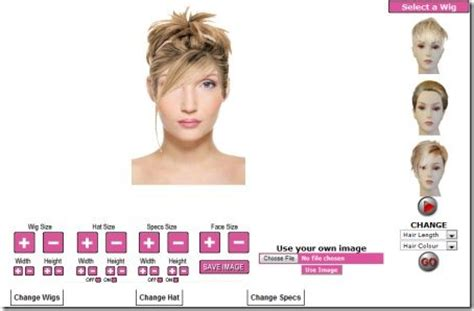 upload your picture for hairstyles 5 free websites for virtual hairstyles