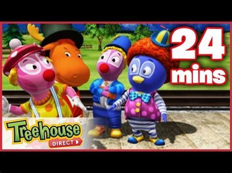 Backyardigans Clowns Backyardigans Cops Robots Vidoemo Emotional Unity