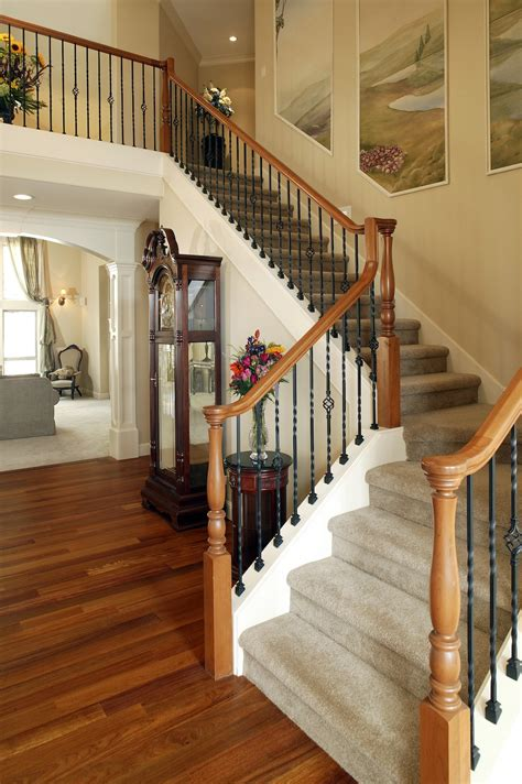 how to install a banister how to install stair railing post code requirements for