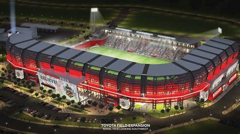 Toyota Field San Antonio City County To Buy Toyota Field Work With Spurs Sports