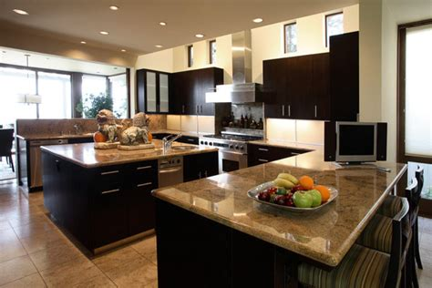 residential kitchen design richens designs residential