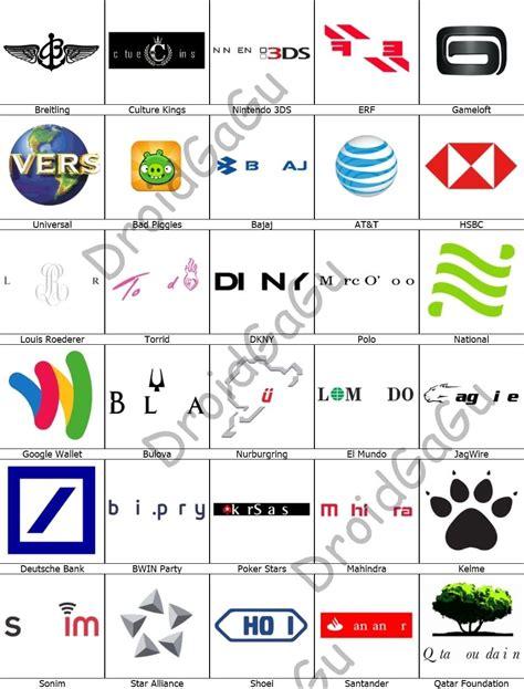 Auto Logo Quiz L Sung Level 11 by Level 16 Logo Quiz Answers Bubble Droidgagu Quiz