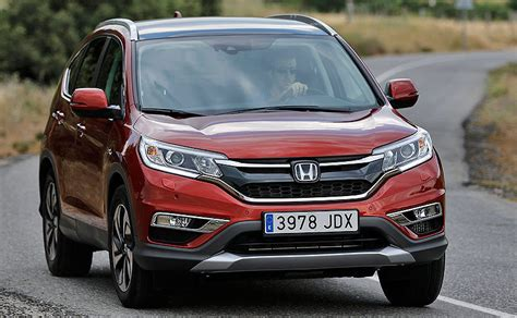 Crv Honda 2015 by Honda Cr V 2015 Informaci 243 N General Km77