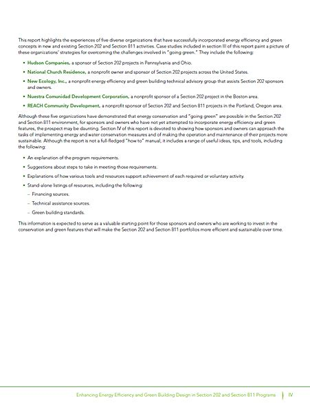 hud section 202 enhancing energy efficiency and green building design in