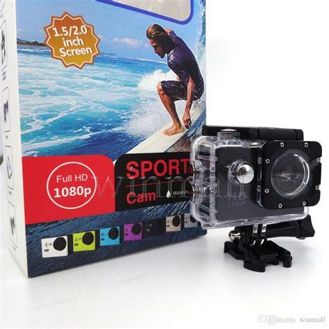 Sport Sj4000 Hd 1080p sj4000 style a7 2 inch lcd screen 1080p helmet sports dv