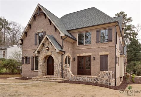 brookhaven custom home shaw homes atlanta