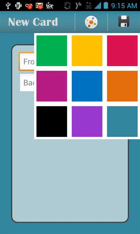 make flash cards app color flash cards android apps on play
