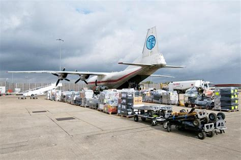 air freight forwarding trans logistics company