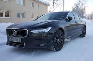 Volvo R Design Volvo S90 R Design Avsl 246 Jad Exklusiva Bilder Teknikens
