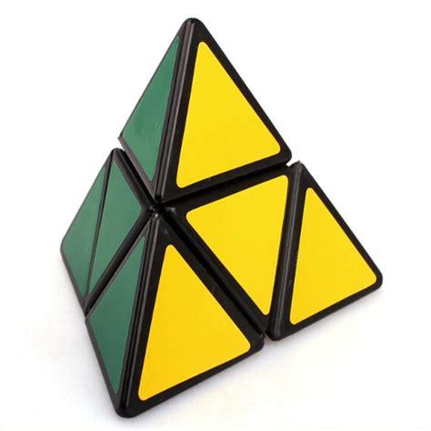 tutorial rubik piramid mozhi 2x2x2 pyraminx magic dice black 88mm tutorial toy
