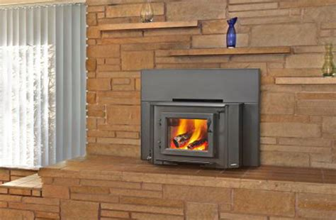 Heatilator Wood Burning Fireplace Insert by Heatilator Eco Choice Wins18 Woodpecker