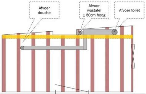 Inbouwtoilet Frame by Frame Inbouwtoilet Op Houten Frame
