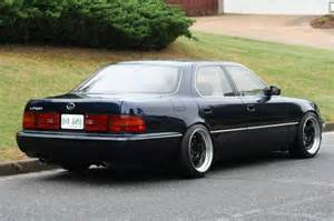 1993 lexus ls 400 information and photos zombiedrive