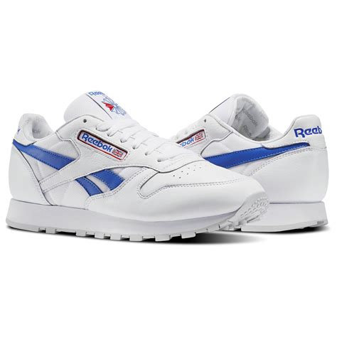 16 Coolest Picks Of A Classic Shoe by Reebok Classic Leather So White Reebok Us