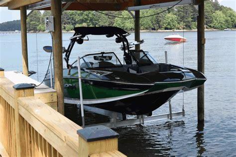 jet ski boat dock lift boat lifts jet ski lifts lake norman