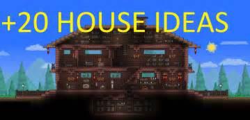 House Ideas amazing terraria house ideas 20 house ideas part 1 youtube