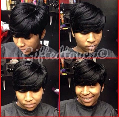 hard wrap weave 31 best images about short hair styles hard wrap on