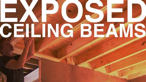 Flat Design Ideas by Exposed Ceiling Beams Day 98 The Garden Home Challenge