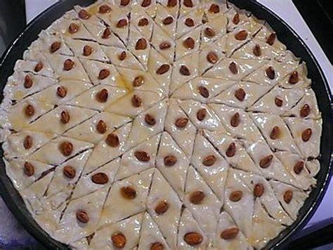 recette cuisine simple recette de baklawas simple et rapide