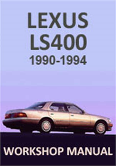 service manual [1994 lexus ls owners manual pdf] 1994