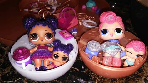 Egg Dolls Lol Anniversary Edition Glitter Serie new lol big limited edition with
