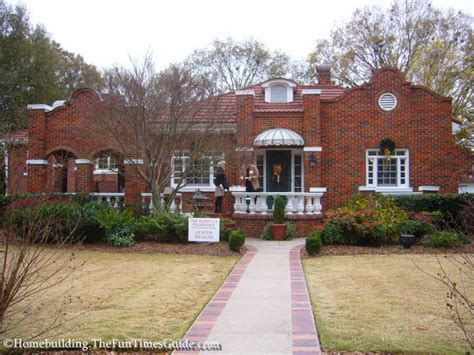 alamo house conclusion of our walking tour of the marietta pilgrimage christmas home tour the