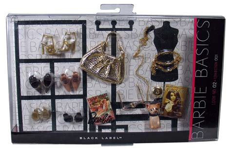 Burberry Doctor Bowling Hardware Gold 1040 7 basics accessory pack look no 2 02 002 collection