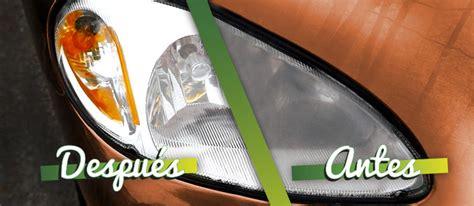 pulir los faros coche pulir los faros de tu coche como un profesional r 225 pido y