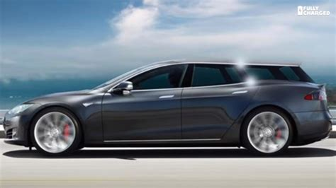 tesla wagons wants a tesla model s wagon for his dogs creates it