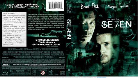 zodiac film blu ray se7en 1995 movie poster and dvd cover art