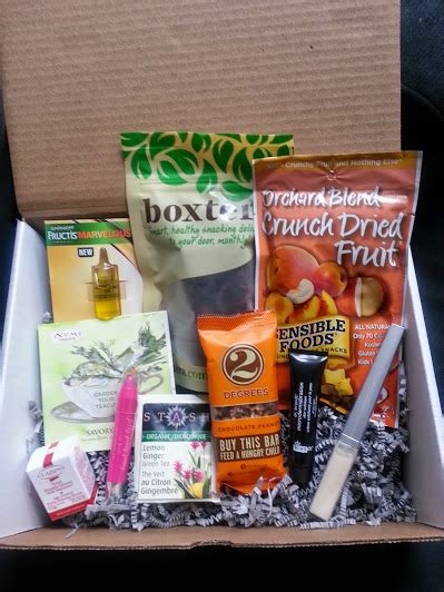 Subscription Box Giveaway - subscription box sler giveaway 10 items