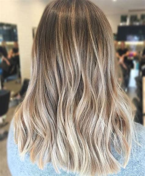 balayage hair colors for 2018 best hair color ideas trends in 2017 2018 balayage blonette hair colors 2018 pretty hairstyles