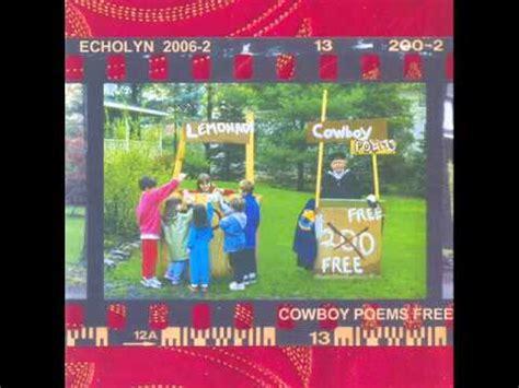 echolyn cowboy poems free echolyn dust 2000