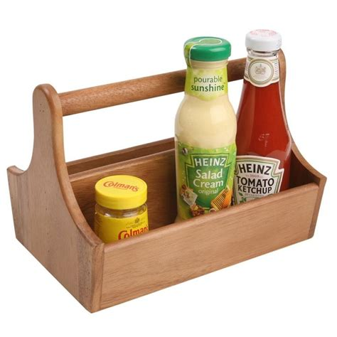 condiment caddy for tables 12 best images about condiment holder on lazy