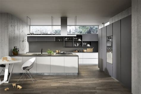 Gray And White Kitchen Designs 403 Forbidden
