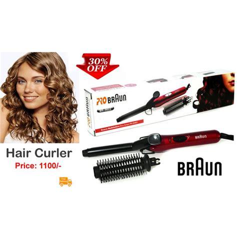 Braun Hair Dryer Price In Pakistan buy braun hair curler in pakistan getnow pk