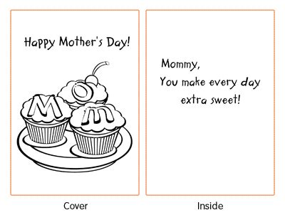 frere coloring pages for mothers day | discountqueens.com