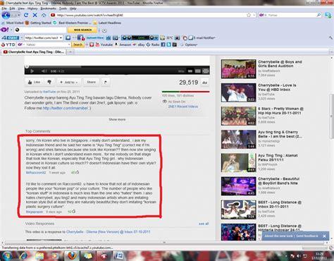 Pinguin Top Atasan Aja Yah the best boy band anggapan orang korea tentang ayutingting cherrybelle