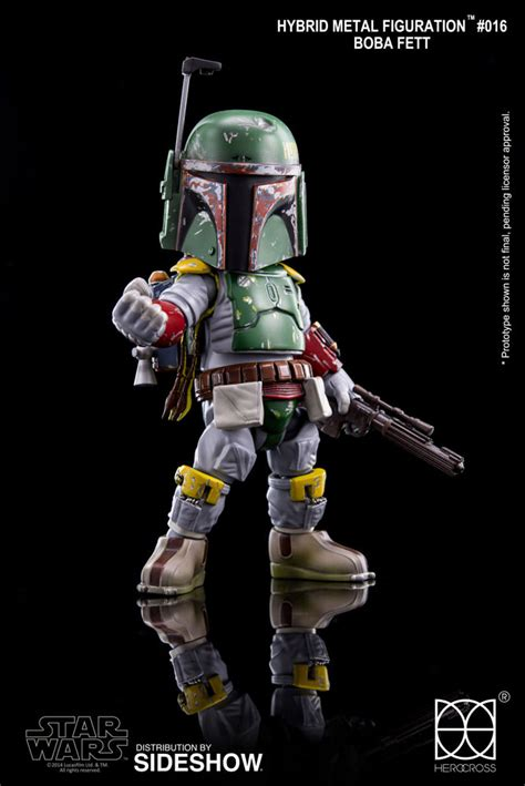 wars collectibles wars boba fett collectible figure by herocross